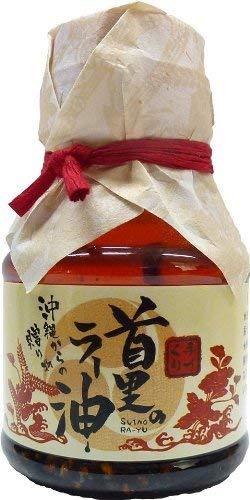 おもろ殿内 首里のラー油 100g×3本 おもろ企画 島唐辛子・島胡椒・黒糖などを使用した沖縄風ラー油 お土産に