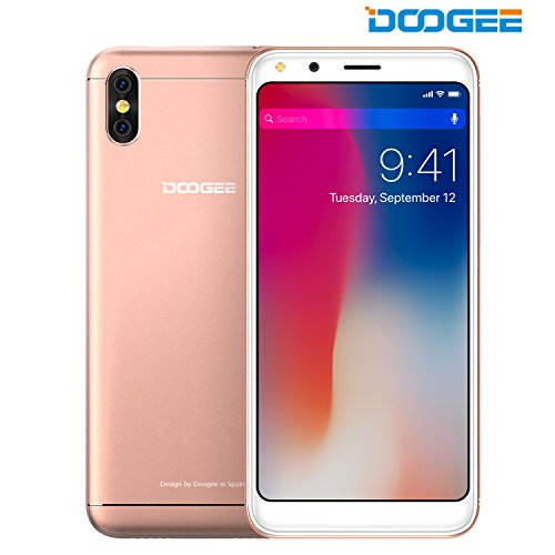 SIMフリースマートフォン, DOOGEE X53-5.3 ...