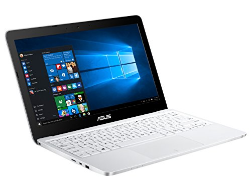 エイスース 11.6型ノートパソコン ASUS VivoBook E200HA ホワイト(KINGSOFT Office Standar) E200HA-8350W