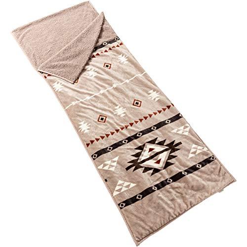 【最高の寝心地を味わえる】 包まれる毛布 80×210cm ...