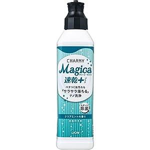 チャーミーマジカ 食器用洗剤 速乾+ クリアミントの香り 本体 220ml