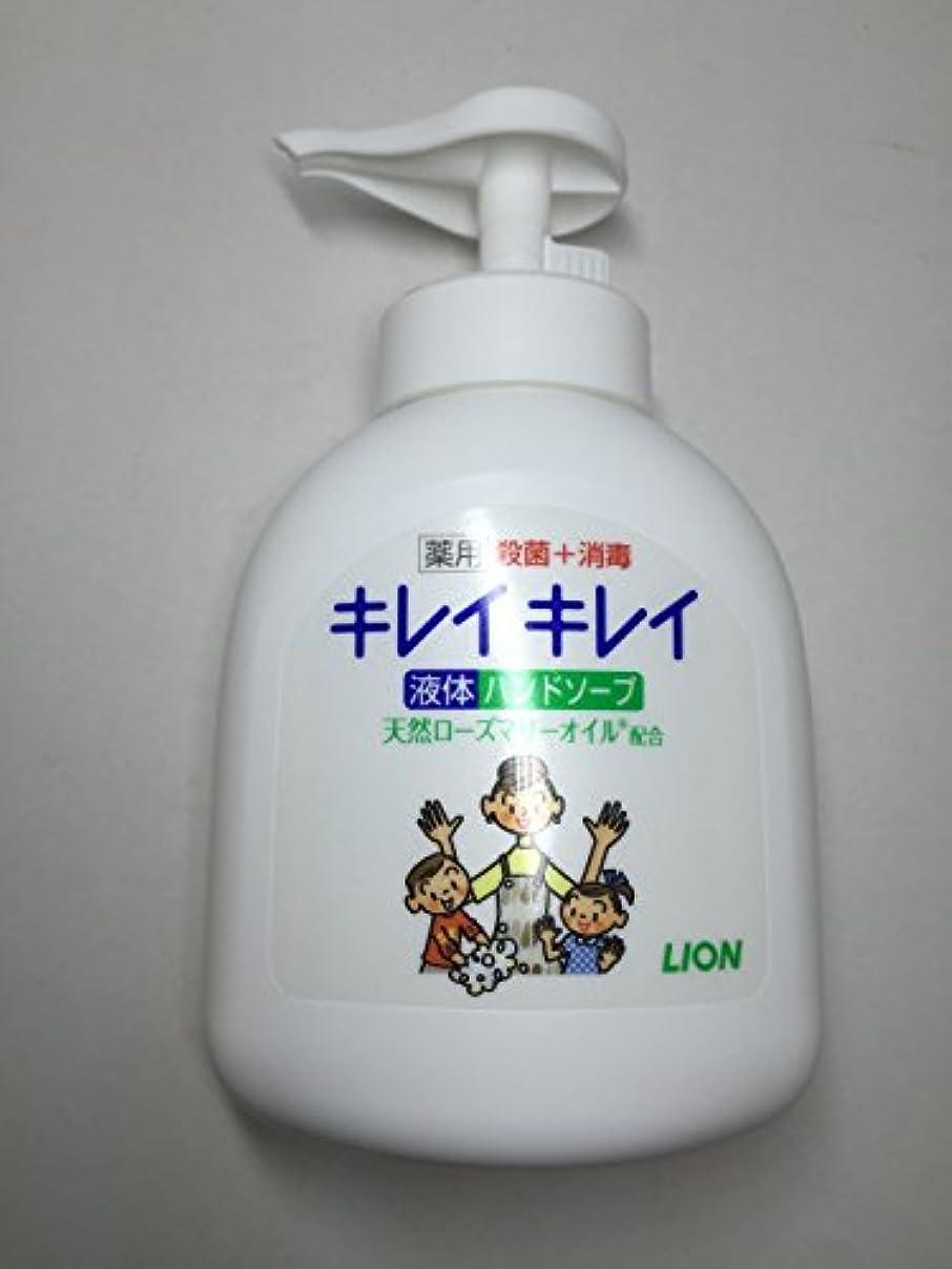 夫チャーム絶望(お買得)キレイキレイ 薬用 液体ハンドソープ 本体 (250ml) ライオン