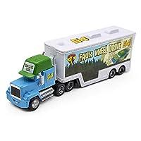 LIFEディズニーピクサーカーズ27スタイルマークトラック雷マックイーン王1:55ダイキャストメタル合金とプラスチックのおもちゃ車用キッドギフト おもちゃの車のる