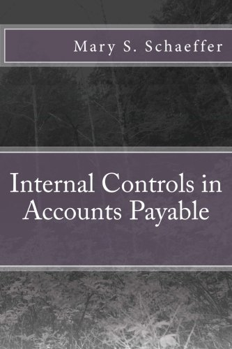 Download Internal Controls in Accounts Payable 0615997023