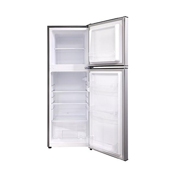 エスキュービズム 2ドア冷蔵庫 WR-2138...の紹介画像7