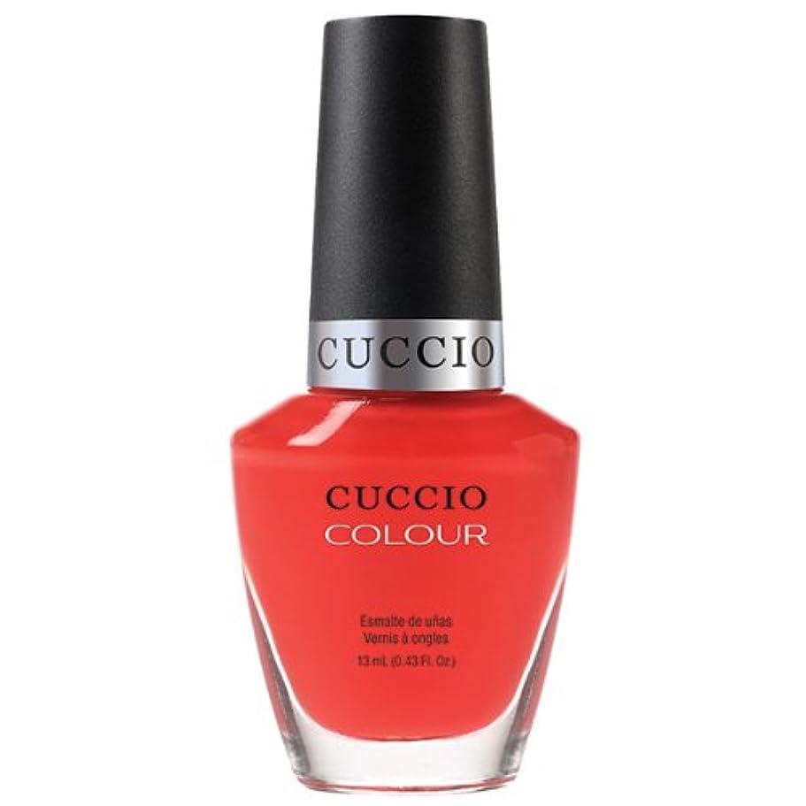 登る注目すべき縮れたCuccio Colour Gloss Lacquer - Chillin in Chile - 0.43oz / 13ml