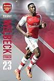 Arsenal アーセナル 2014-15モデル ウェルベック ポスター / SP1174