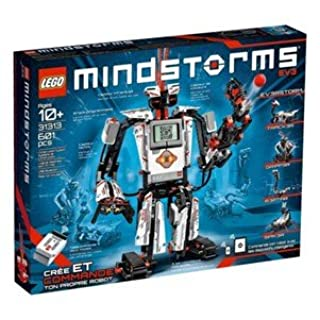LEGO MINDSTORMS EV3 31313 Robot Kit with Remote Control for Kids, Educational STEM Toy for Programming and Learning How to Code (B00BMKLVJ6)   Amazon price tracker / tracking, Amazon price history charts, Amazon price watches, Amazon price drop alerts