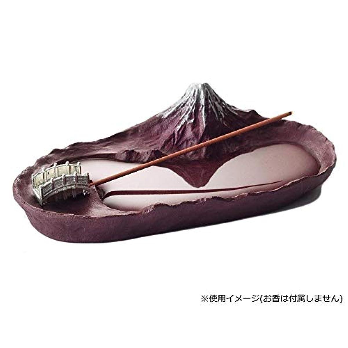 バンドカンガルーミンチインセンスホルダー 香立て さかさ富士 赤富士