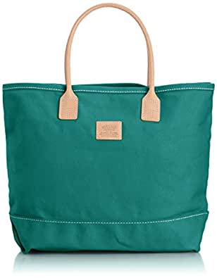 [ヘリテージレザーカンパニー] HERITAGE LEATHER CO Tote Bag Canvas/Canvas 7717 GRN/GRN (GREEN/GREEN)