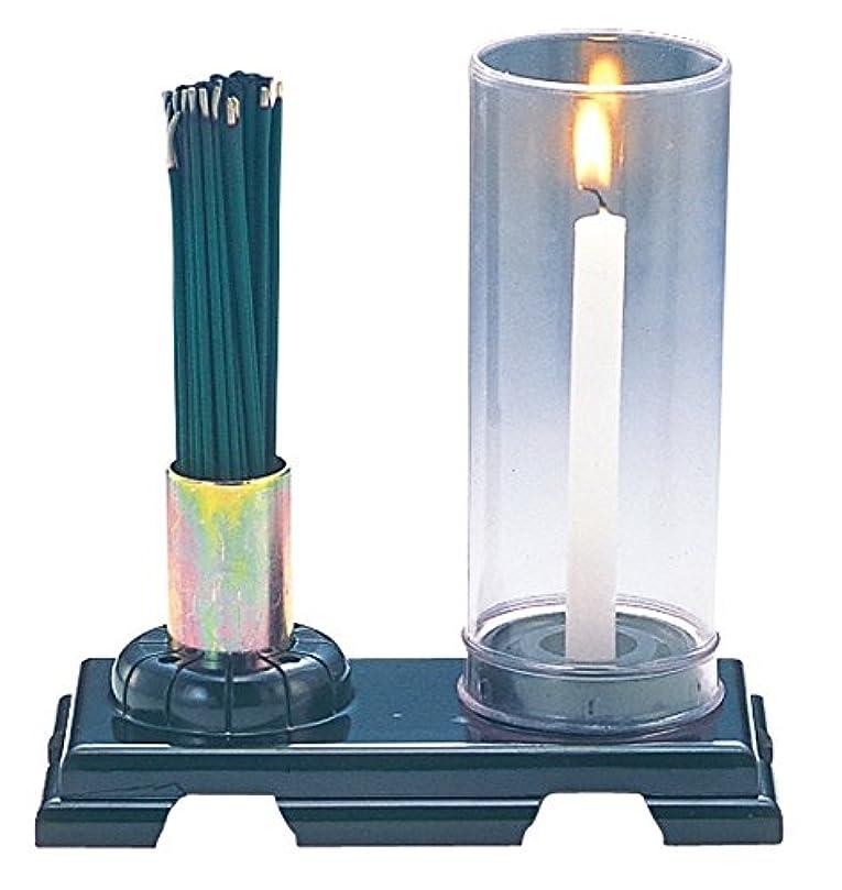 論理的インフラ連帯墓前灯セット