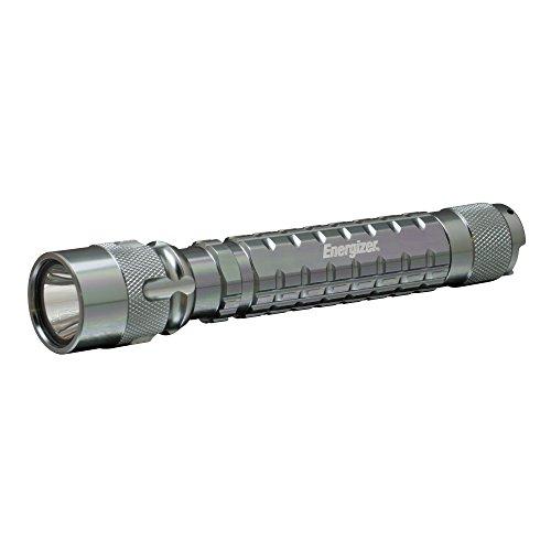 エナジャイザー 高輝度 LED メタルライト 185 ハンディライト (明るさ最大185ルーメン/点灯時間最大2.25時間) METAL185