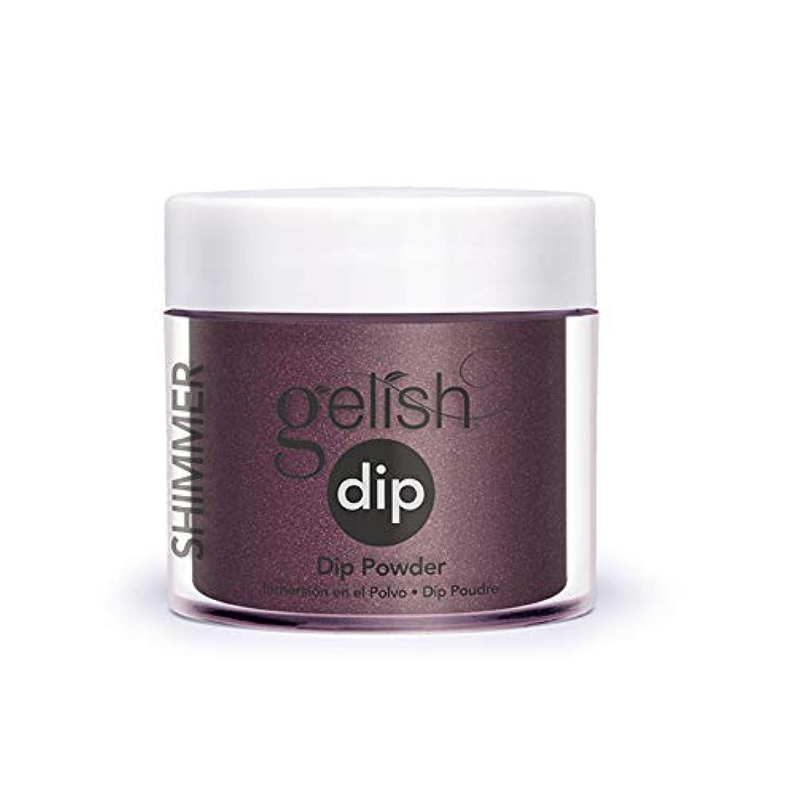 必要純正ポップHarmony Gelish - Acrylic Dip Powder - Seal the Deal - 23g / 0.8oz