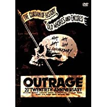 THE CURTAIN OF HISTORY~OLD WHORES AND ENCORES [DVD]