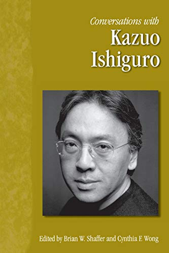 『Conversations with Kazuo Ishiguro (Literary Conversations Series)』のトップ画像