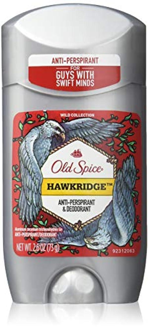 有能なアコー傀儡Old Spice ワイルドCollectn HawkridgeなdeoD 2.6オズ