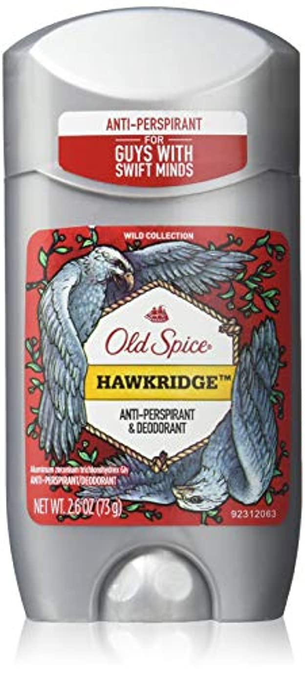 スポークスマンシンカン物質Old Spice ワイルドCollectn HawkridgeなdeoD 2.6オズ