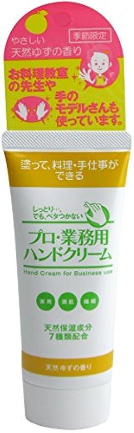 寸法間違いなくコーデリアプロ業務用ハンドクリーム 天然ゆずの香り