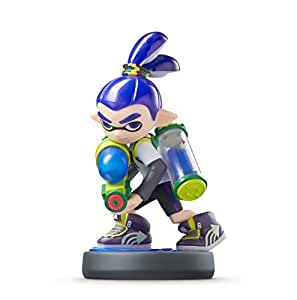 Amiibo Inkling Boy Splatoon Series