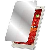 東芝 dynabook Tab S68 8インチ用 液晶保護フィルム 鏡に変わる!ハーフミラー(防指紋)タイプ