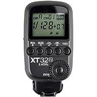 Godox xt32Nワイヤレス電源制御フラッシュトリガートランスミッター内蔵2.4GワイヤレスXシステム1/ 8000s高速同期for Nikonカメラ
