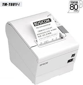 セイコーエプソン スマートレシートプリンター/80mm/クールホワイト TMT885I770