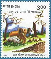 Children's Day Event Rs.3 Indian Stamp