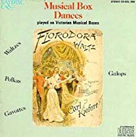 Musical Box Dances by Various Artists (1992-08-17)