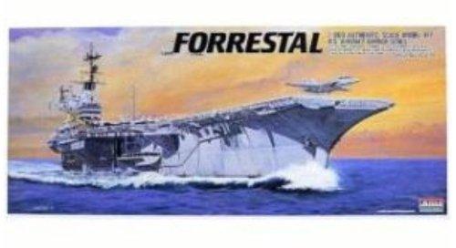 1/800 戦艦 空母 No.17 空母 フォレスタル