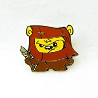 Disney Cute Star Wars Cartoon Style Mystery Series - Ewok Wicket Pin by Disney