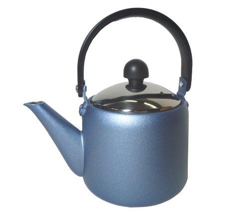 藤田金属 ティーポット 茶こし付き 日本製 スイト 0.7L ポアールティーポット ツル アクア 026909