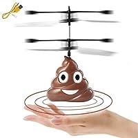 フライングトイ ホバリングプープ 子供用ホバリングおもちゃ 楽しい子供用おもちゃ 充電式ホバリングプーさん 赤外線センサー 飛行ソーサー 手誘導子供用おもちゃ