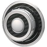 カーメイト(CARMATE) ドレスアップパーツ 温度調整ダイヤルカバー アクア用 NZ541