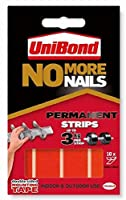 HENKEL NO MORE NAILS STRIPS PERM RED