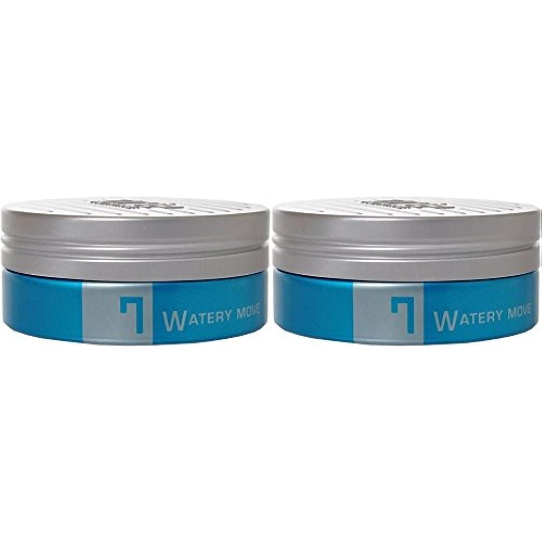 お手入れフラップアレルギー性ルベル トリエオム ワックス ウォータリームーブ7 <105g×2個セット> Lebel Trie HOMME スタイリング