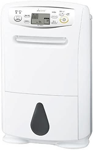 三菱 衣類乾燥除湿機(木造19畳/コンクリート造39畳まで ホワイト)MITSUBISHI MJ-180LX-W