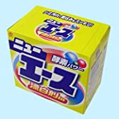 洗濯用粉洗剤 ニューエース 漂白剤入り 1.0kg