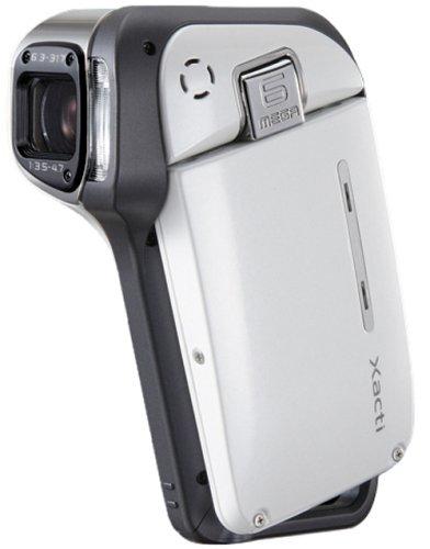 SANYO 防水型デジタルムービーカメラ Xacti (ザクティ) シリーズ (シェルホワイト) DMX-CA65(W)