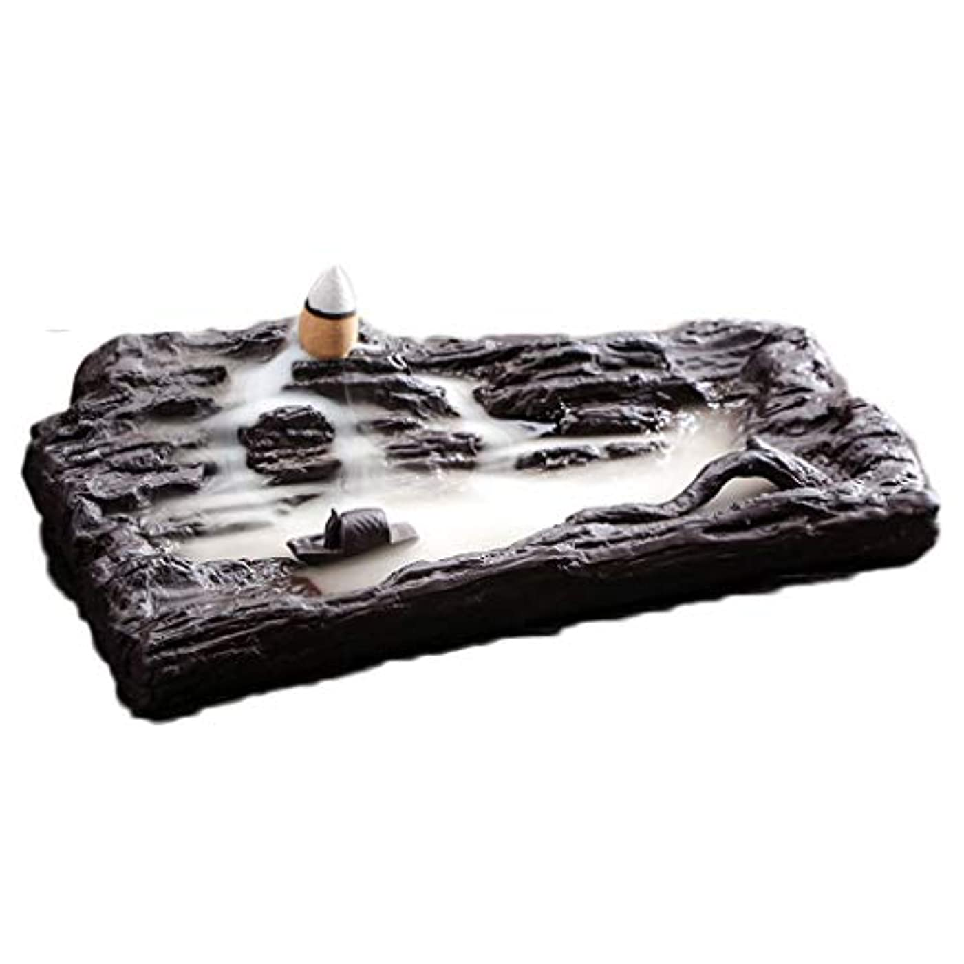 海り優先権芳香器?アロマバーナー レトロな懐かしい香炉紫砂香バーナー屋内茶道香バーナーアロマセラピー炉 アロマバーナー (Color : Purple sand)