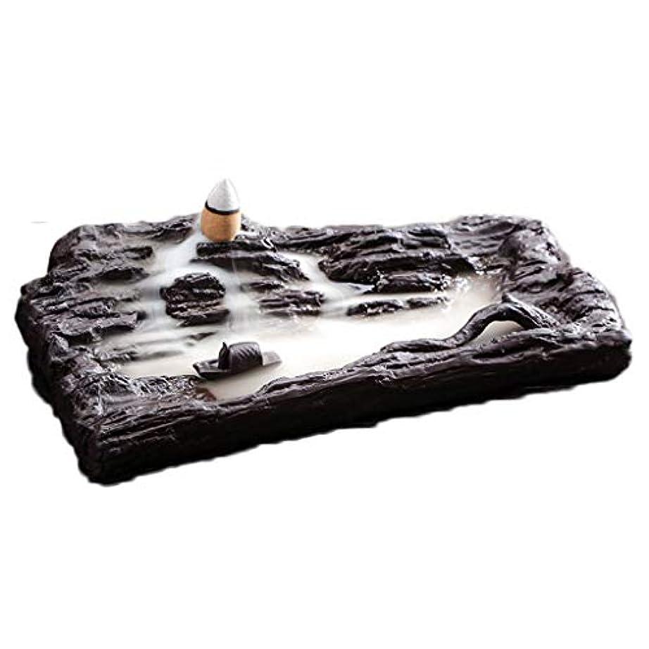 芳香器?アロマバーナー レトロな懐かしい香炉紫砂香バーナー屋内茶道香バーナーアロマセラピー炉 アロマバーナー (Color : Purple sand)