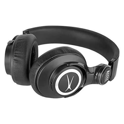 Altec Lansing mzx756Kickbackヘッドフォン、 MZX756-BLK