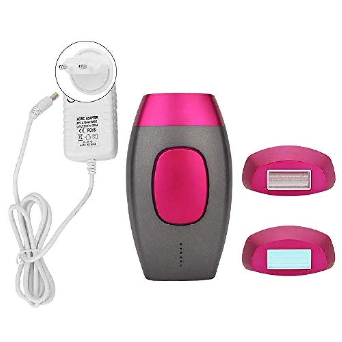 赤バリケード抵当女性のためのヘアリムーバー、眉毛鼻トリマーを含む防水フェイシャルシェーバーボディシェーバー(US Plug)