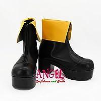 【サイズ選択可】男性26CM B1B01069 コスプレ靴 ブーツ Fate/Grand Order 魔術礼装 魔術協会制服 ぐだ子 女主人公
