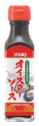 ユウキ 化学調味料無添加オイスターソース 145g