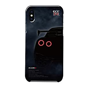日産GT-R NISMO iPhoneケース(PC) (iPhoneX)