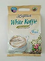 Luwak Brand コピ・ルアクkoffieプレミアム少ないシュガーコーヒー20-ct、400グラム(4パック)