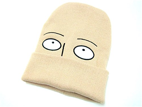 [Pipi! and] mostly do toy knit Cap wampanman Saitama wind cosplay prop mask event party