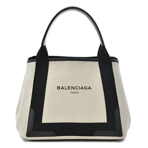 BALENCIAGA(バレンシアガ) NAVY CABAS S トートバッグ 339933 AQ38N 1081 [並行輸入品]