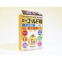 【第3類医薬品】ロートゴールド40 20mL ×6