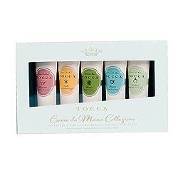 CONCENT TOCCA (トッカ) ミニハンドクリームコレクション [5種類の香り]